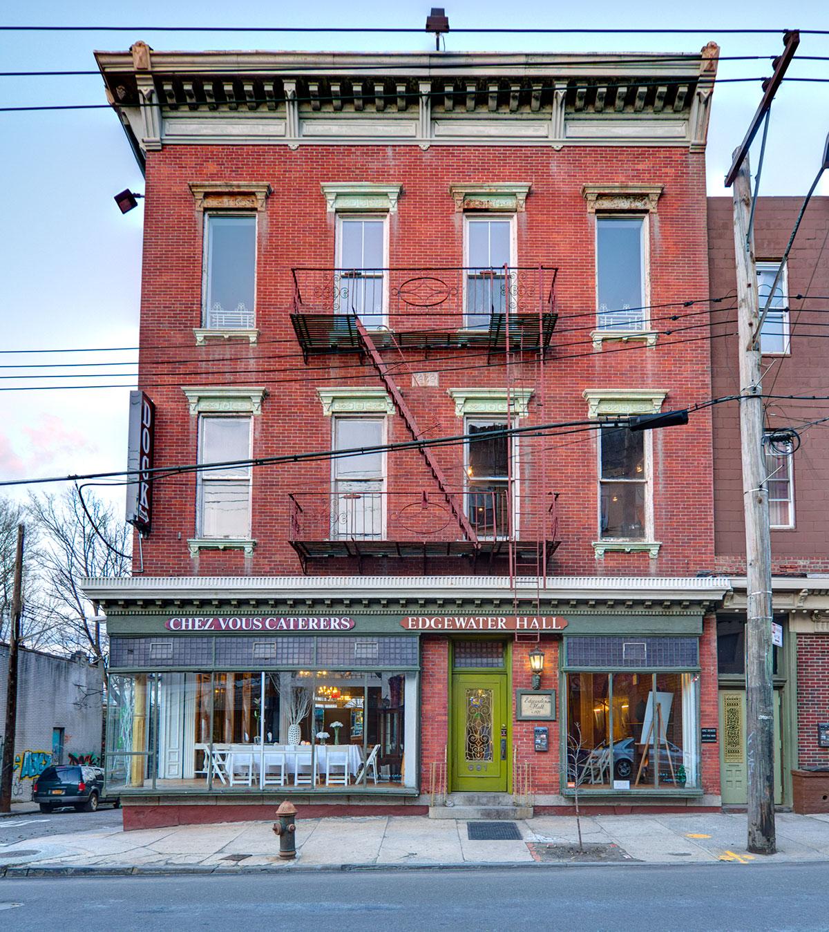 Staten Island Film Locations: Edgewater Hall, Rick's Cafe