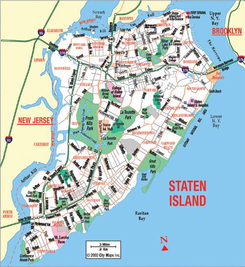 Jersey Street Staten Island Ny