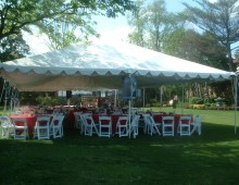 Canopy & Tent Rental From chez vous