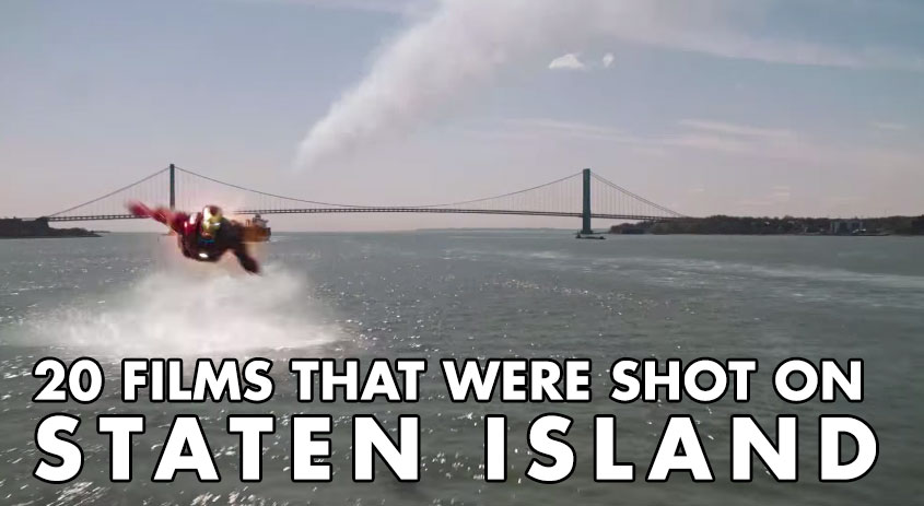 20 Movies That Were Filmed on Staten Island