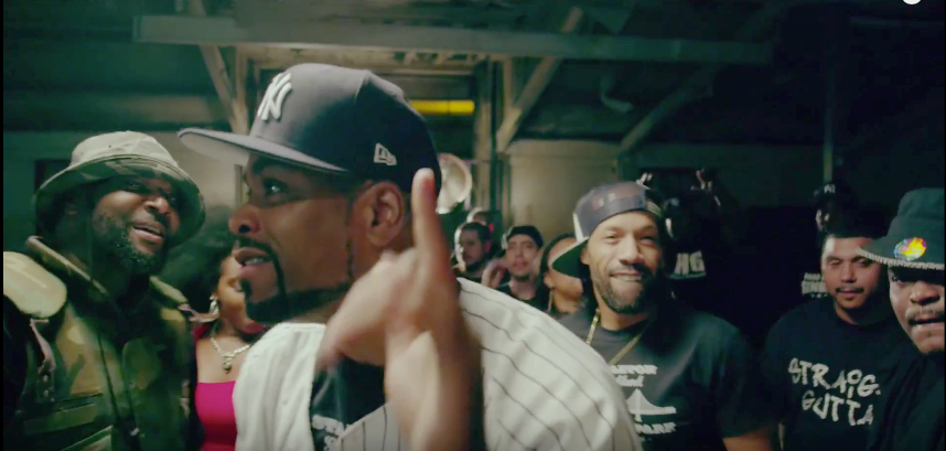 Method Man Uses Edgewater Hall as Backdrop For Music Videos